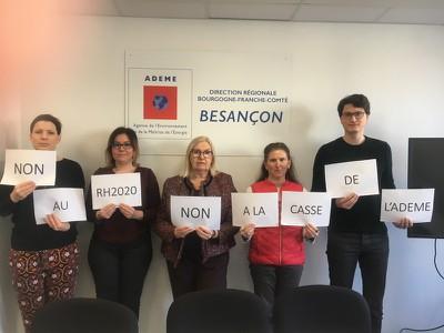 Réaction DR BFC Besançon
